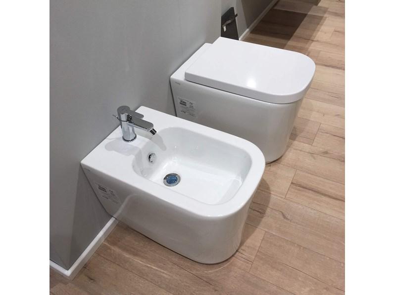Sanitari galassia mod lotus bidet e vaso wc - Outlet sanitari bagno ...