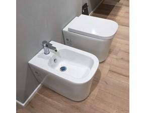 Sanitari GALASSIA mod. LOTUS bidet e vaso wc
