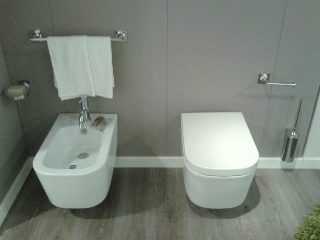 sanitari per il bagno scavolini sospesi ed opachi bianco