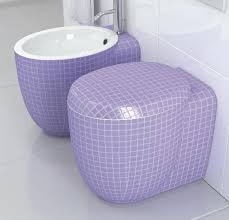 SANITARI STILE MOSAIKO MINI 9