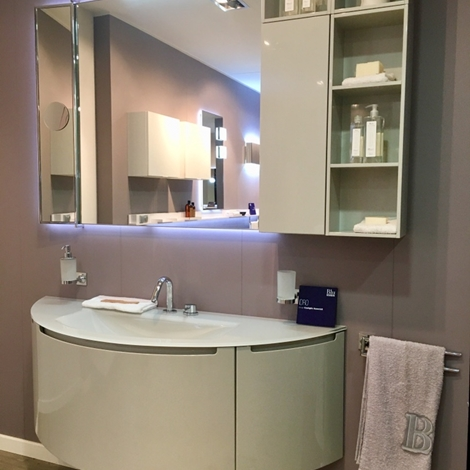 Scavolini bathrooms modello idro scontato del 40 arredo bagno a prezzi scontati - Scavolini arredo bagno ...