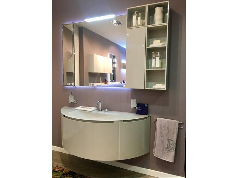 Arredo Bagno Blu Scavolini : Scavolini bathrooms modello idro scontato del