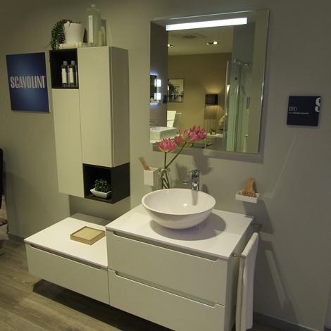 Mobile bagno scavolini bathrooms idro scontato del 30 - Arredo bagno scavolini ...