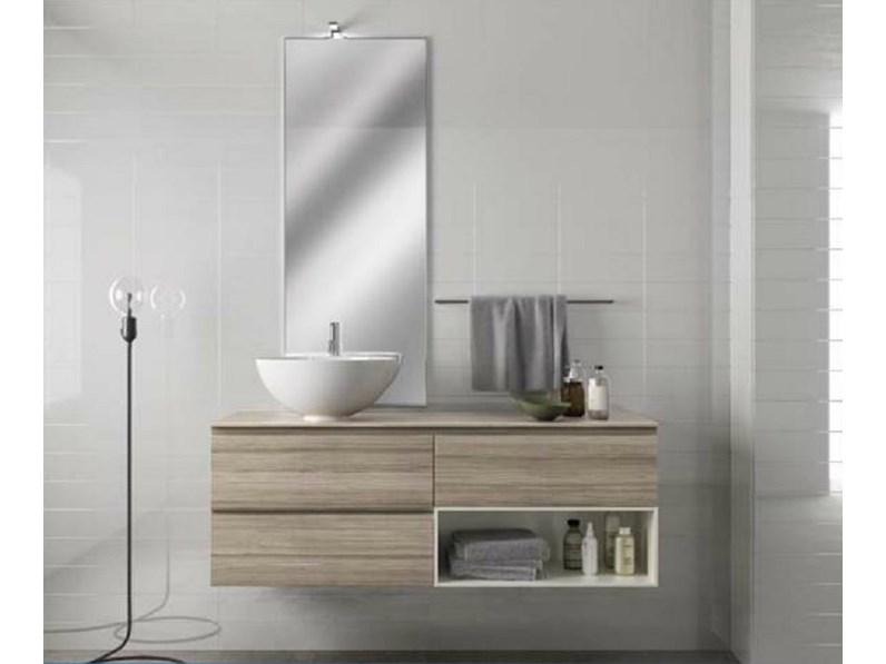 Scavolini bathrooms rivo moderno in promozione for Arredo bagno scavolini