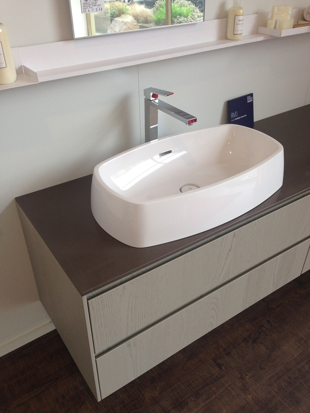Scavolini Bathrooms  Rivo scontato del -50 %