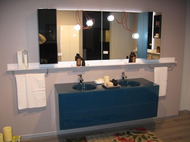 Scavolini font frontale vetro lucido laccato arredo - Scavolini arredo bagno ...
