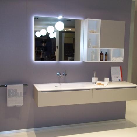 Scavolini offerta outlet bagno mod idro 17605 arredo for Accessori bagno outlet