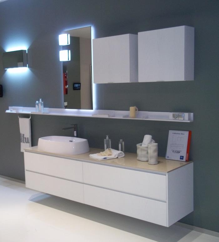 Mobili bagno scavolini stunning design u colours amethyst for Arredo bagno torino outlet