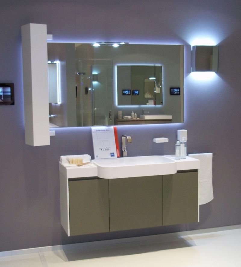 Scavolini offerta outlet bagno mod rivo 17800 arredo - Mobili bagno scavolini ...