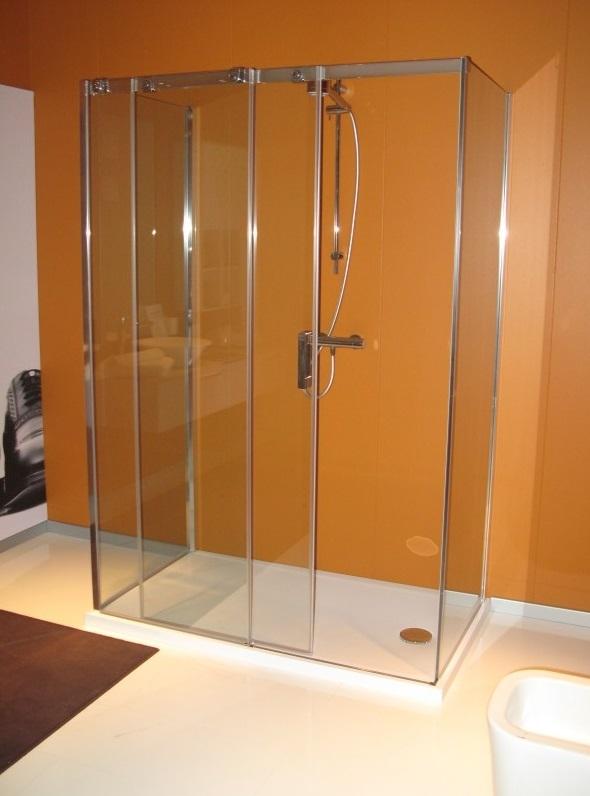Scavolini piatto e box doccia mod joy arredo bagno a prezzi scontati - Box doccia costi ...