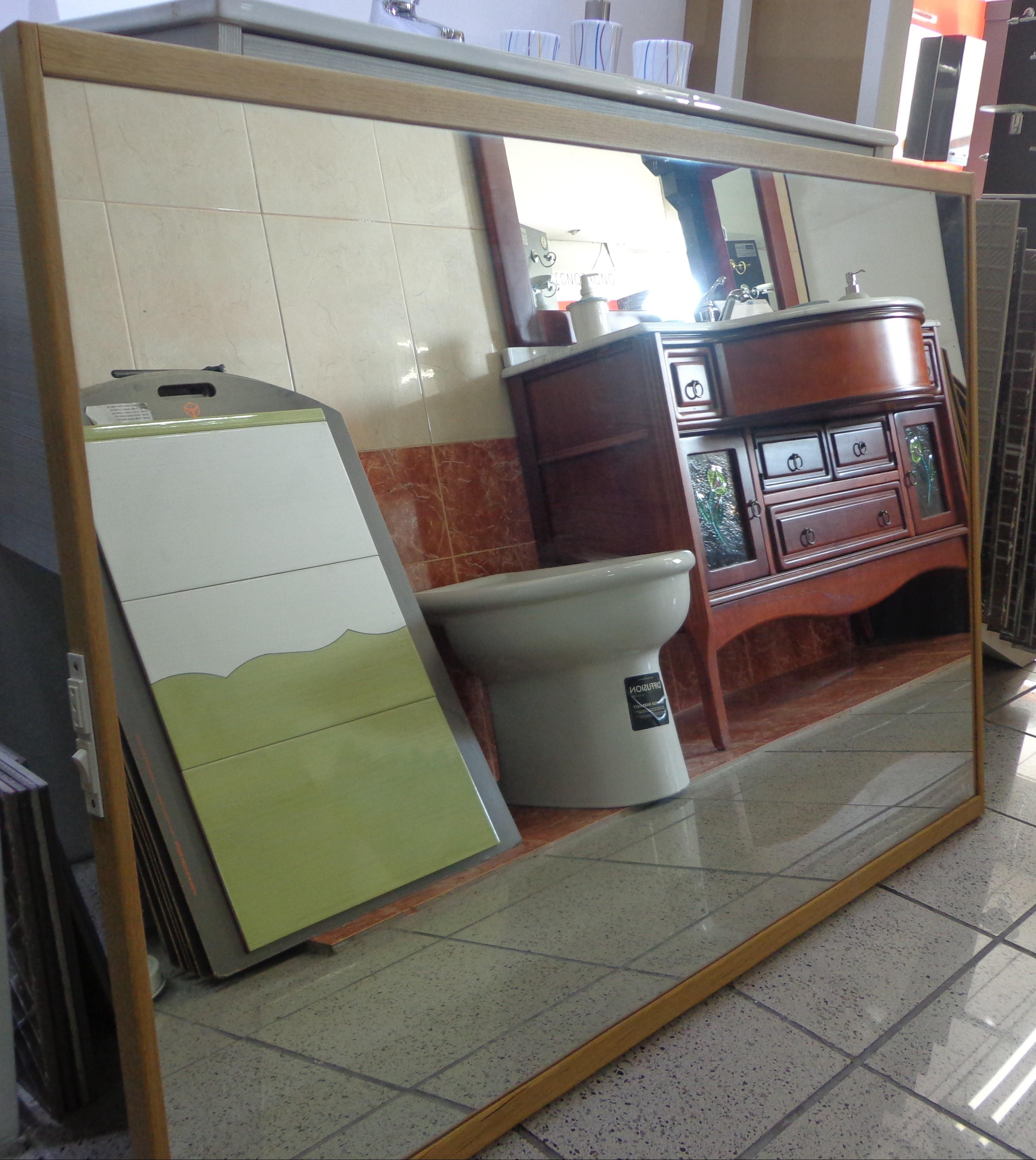 Specchiera faggio arredo bagno a prezzi scontati - Specchiera bagno prezzi ...