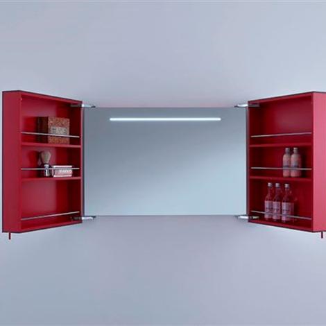 Specchio pensile contenitore arredo bagno a prezzi scontati - Specchio contenitore per bagno ...