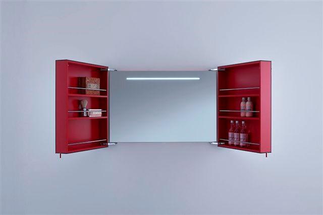 Specchio pensile contenitore arredo bagno a prezzi scontati for Specchio contenitore bagno