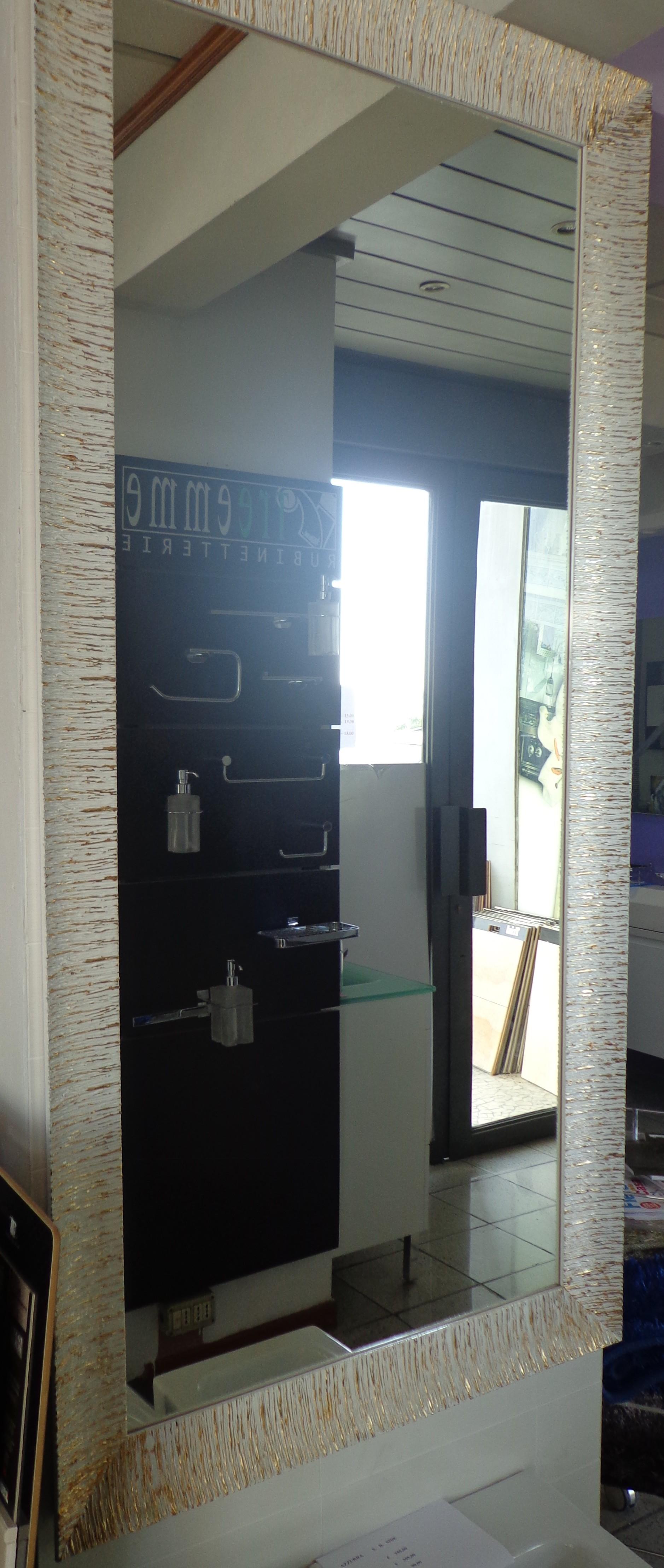 Specchio serie 500 arredo bagno a prezzi scontati - Specchio bagno prezzi ...