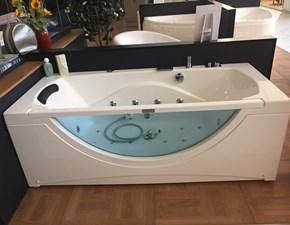 Vasca idromassaggio Grandform VISIO 180x80 digital plus con fit-form