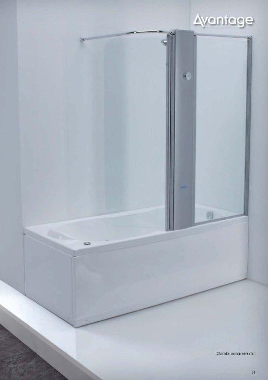 Ikea Bagno Vasca: Box doccia ikea bagno piccolo con ...