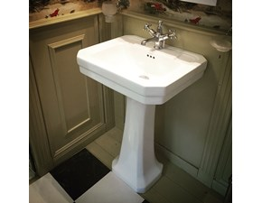 Vetrina con sanitari Burlington bathrooms Victorian completa a prezzo scontato
