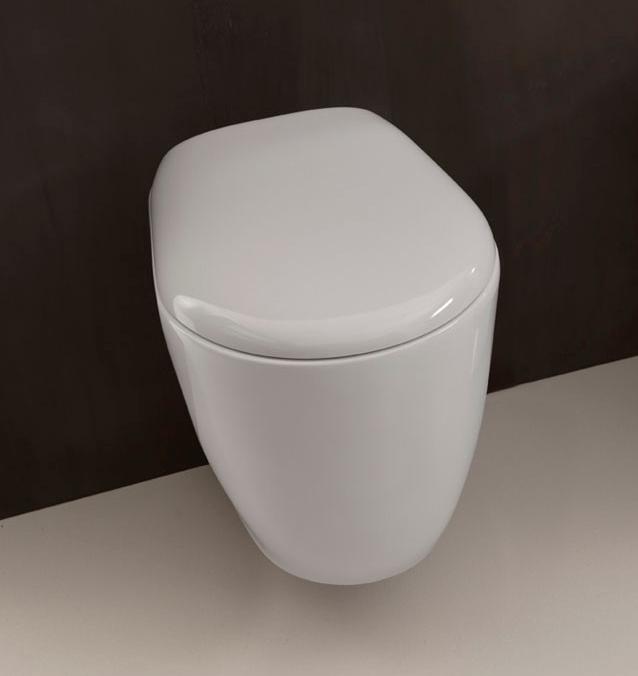 ... bianco lucido, Design Romano Adolini - Arredo bagno a prezzi scontati