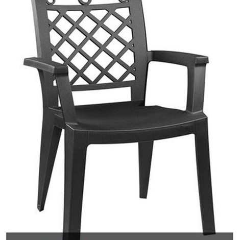 6 sedie da giardino plastica arredo giardino a prezzi for Arredo giardino torino