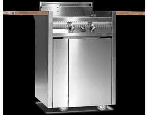 Artigianale Barbecue steel : barbecue in offerta