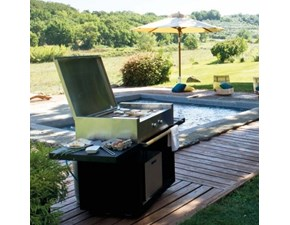 Barbecue Md work Barbecue inox design alta qualita luxury completo  A PREZZI OUTLET