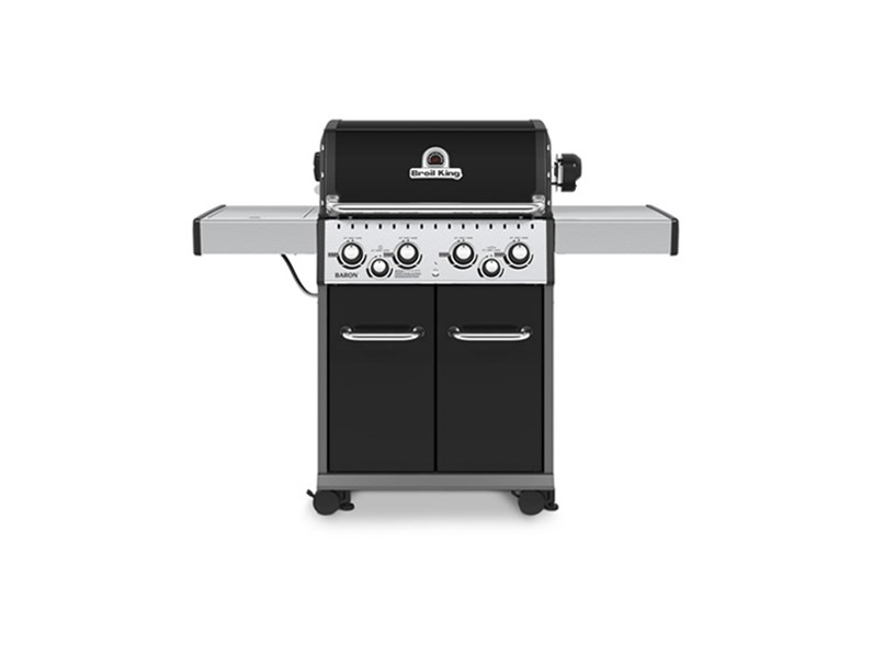 Baron 490 Broil king: barbecue a prezzi outlet