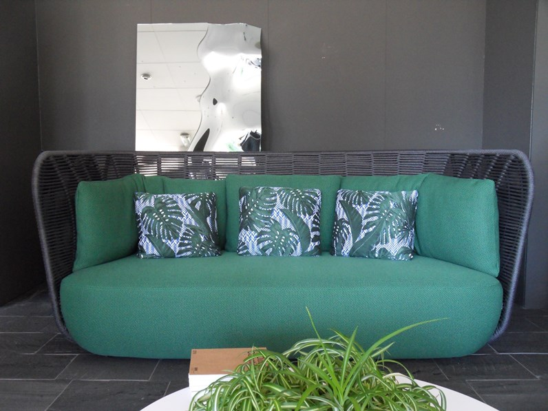 Bay divano B&b: divano da giardino a prezzo scontato