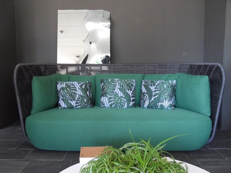 Bay divano b b divano da giardino a prezzo scontato - Divano da giardino ...