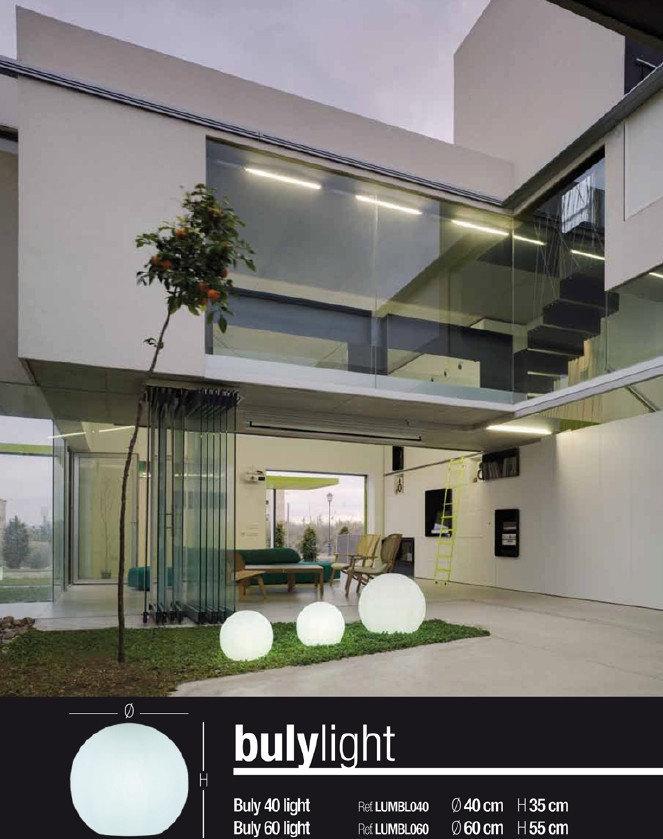 Buly 40 rgb outdoor light arredo giardino a prezzi scontati for Arredamento per giardino outlet