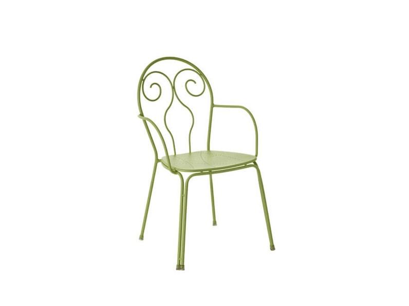 Caprera colore verde emu sedia da giardino a prezzi for Emu arredo giardino prezzi