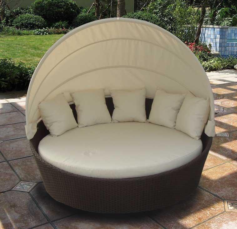 Conchiglione sunny con cuscini arredo giardino a prezzi for Arredo giardino cuscini