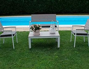Arredo giardino prezzi outlet sconti online 60 70 for Occasioni arredo giardino