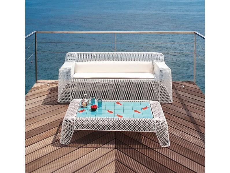 Emu divano modello ivy divano da giardino a prezzi outlet for Arredo da giardino prezzi