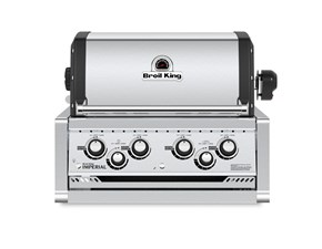 Imperial 490 da incasso Broil king: barbecue a prezzi outlet