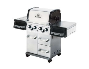 Imperial 490 pro Broil king: barbecue in Offerta Outlet