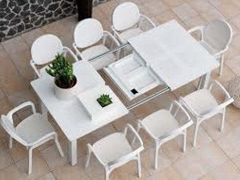 Nardi interni: tavolo da giardino con SCONTO del 20%