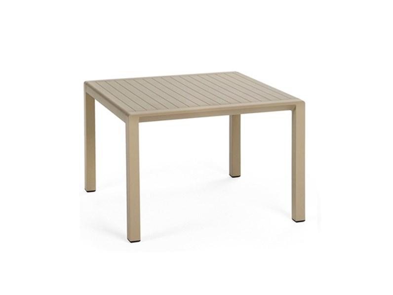 Nardi outdoor aria tortora 60 cm tavolo da giardino in for Nardi arredo giardino