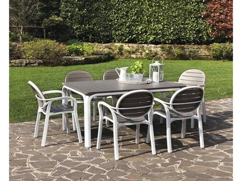 Tavoli Da Giardino Vicenza.Nardi Outdoor Tavolo Da Giardino Con Sconto Del 18
