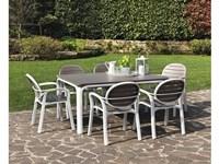 Nardi outdoor: tavolo da giardino con SCONTO del 18%