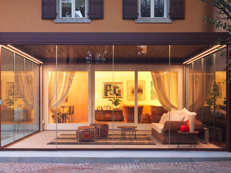 Opera pratic pergola bioclimatica a prezzi outlet for Arredo giardino design outlet