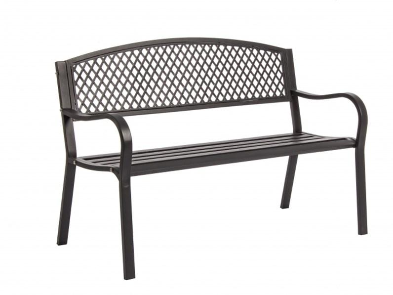 Panca penny colore ferro antico bizzotto sedia da for Arredo giardino on line outlet