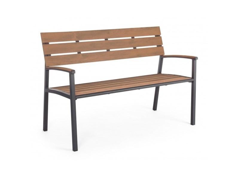 Sedie Da Giardino Offerte.Panchina Isak Bizzotto Sedia Da Giardino In Offerta Outlet