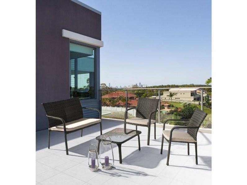 Path bizzotto divano da giardino in offerta outlet for Arredo da giardino in offerta