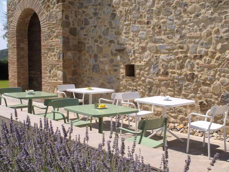 Polotroncina da giardino grace emu offerta outlet for Arredo giardino on line outlet