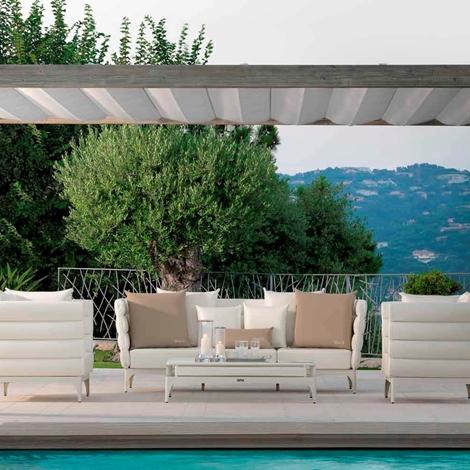 Salotto da esterno pad arredo giardino a prezzi scontati - Salotto da esterno offerta ...