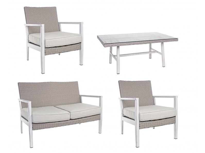 salotto flash bizzotto divano da giardino a prezzi outlet On outlet arredo giardino prezzi