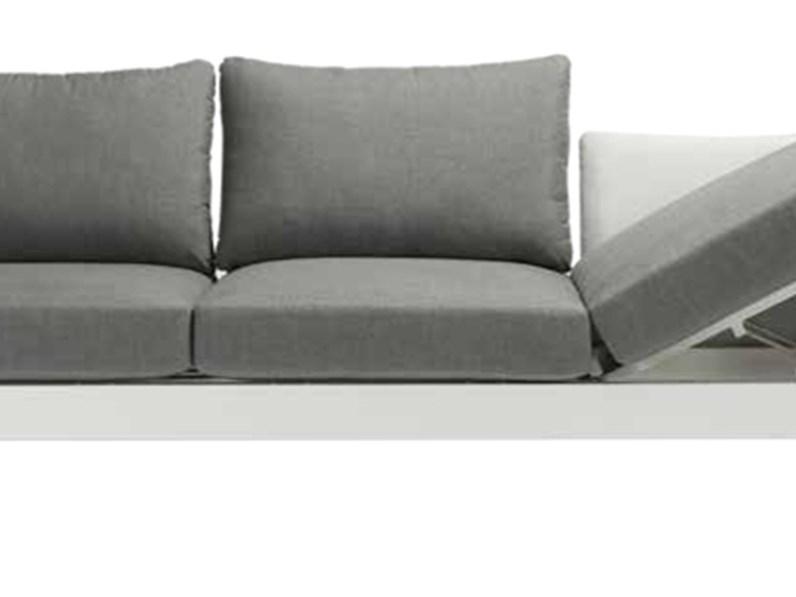 Salotto minneapolis bianco 5 posti cosma outdoor living divano da giardino a prezzo outlet - Terriccio da giardino prezzo ...
