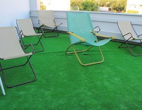 Sedia da giardino Sdraio snooze bianca Emu a prezzo scontato 42%