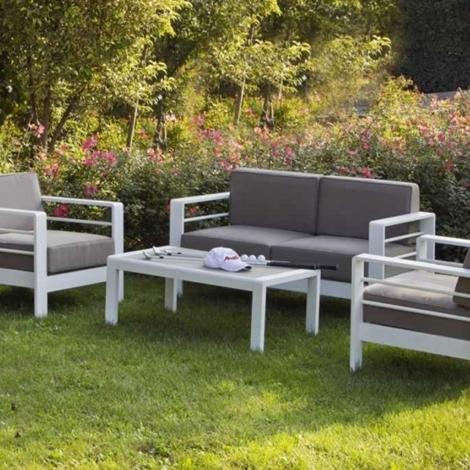Salotto giardino narcisio divani giardino arredo for Arredo giardino prezzi