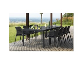 Set Rio 210 e net Nardi outdoor OFFERTA OUTLET